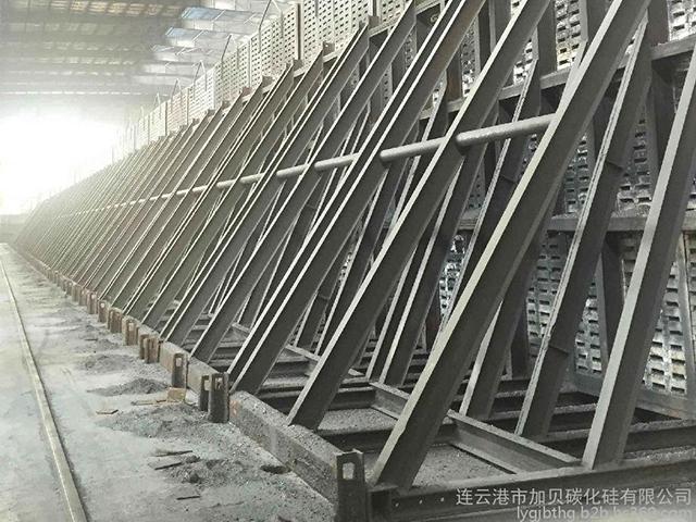 碳化硅冶炼炉