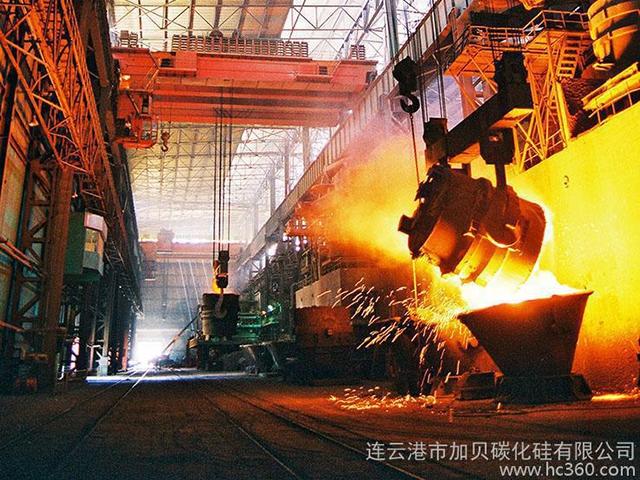 产品应用方向-钢厂冶炼