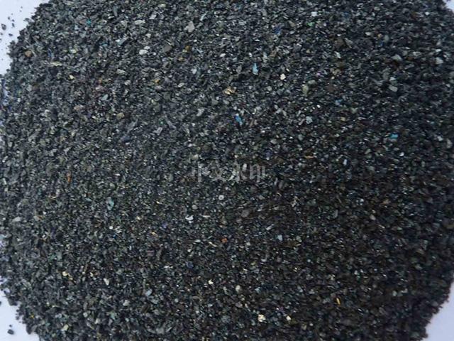 90%黑碳化硅颗粒
