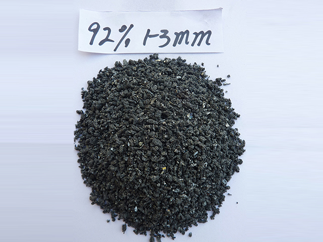 92%1-3mm耐火材料用碳化硅