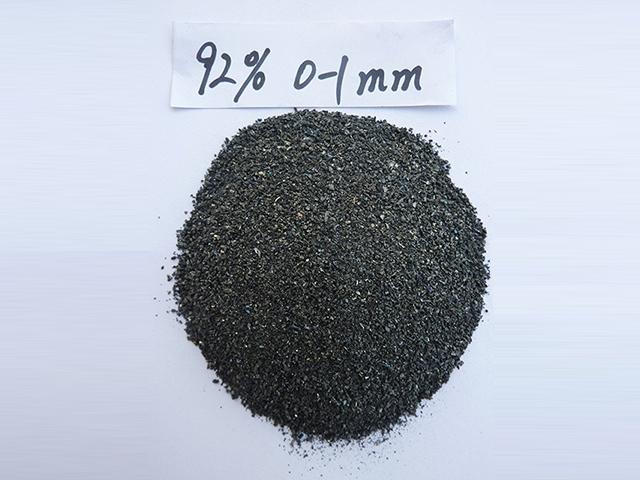 92%0-1mm耐火材料用碳化硅