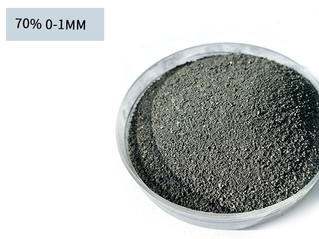 70% 0-1mm黑碳化硅